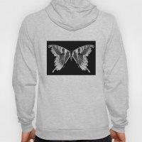 Wings And Skull #5 Hoody