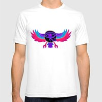 Eye of Ra Mens Fitted Tee White SMALL