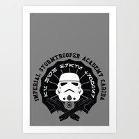 Imperial Academy Art Print