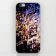 glitter 01 iPhone & iPod Skin