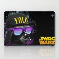 Darth Vader Swag iPad Case