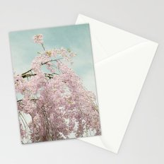 Weeping Cherry Stationery Cards