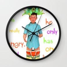 Angryocto - Jim's Lasthope Wall Clock