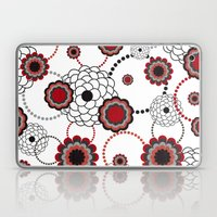 Flowers For My Sweethear… Laptop & iPad Skin