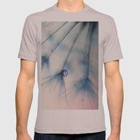 dandelion Mens Fitted Tee Cinder SMALL