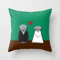 You Spice Up My Life Throw Pillow