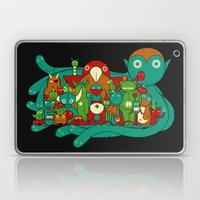 The Watchers Laptop & iPad Skin