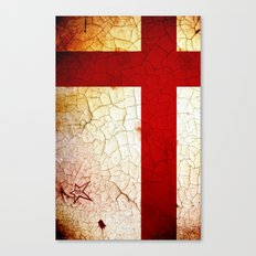 England World Cup Canvas Print
