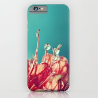 iPhone & iPod Case featuring Holding On by Laura George