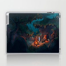 The Weary Traveller Rests Laptop & iPad Skin