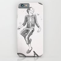iPhone Cases featuring Wake up, dude... by Christopher Berry