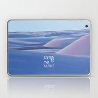 Listen to the Silent #3 Laptop & iPad Skin