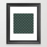 Pattern13 Framed Art Print
