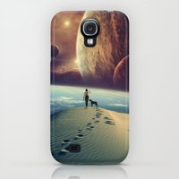 Galaxy S4 Cases featuring Explorer by POP.
