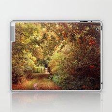 Autumn Weavers Laptop & iPad Skin