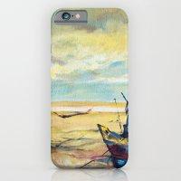Blissful Shore iPhone 6 Slim Case