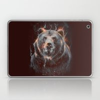 DARK BEAR Laptop & iPad Skin