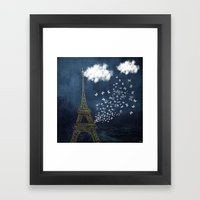 A Parie Framed Art Print