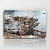 Fish Boat Laptop & iPad Skin