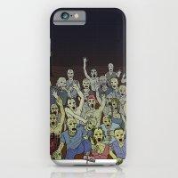 Zombies!!! iPhone 6 Slim Case