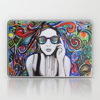 Think In Technicolor Laptop & iPad Skin