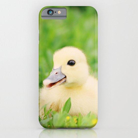 Happy-Go-Ducky iPhone & iPod Case