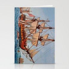 Revolutionary Painting O… Stationery Cards