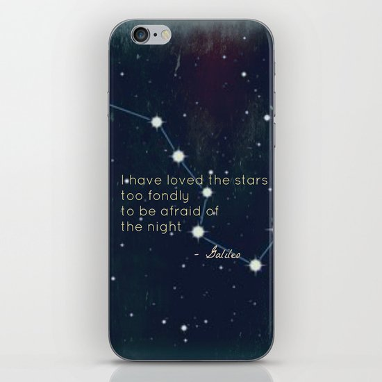 Galileo iPhone & iPod Skin