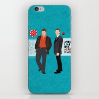 Security iPhone & iPod Skin