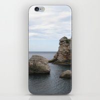 Edge Of It All iPhone & iPod Skin