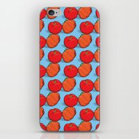 Brazil fruits iPhone & iPod Skin