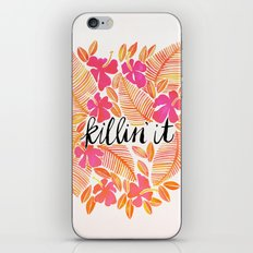 Killin' It – Melon Ombré iPhone & iPod Skin