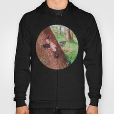 A Day of Forest (3). (Observe the tree) Hoody