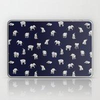 Indian Baby Elephants In… Laptop & iPad Skin