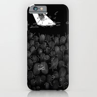 iPhone & iPod Case featuring Fingerprint II by Ingrid Aspöck