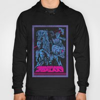 Guardians of the Galaxy NEON Hoody