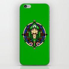 Luigi's Lament iPhone & iPod Skin