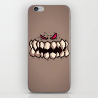 ANGRY iPhone & iPod Skin