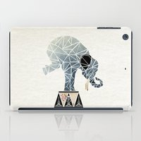 Elephant Circus  iPad Case