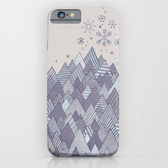 Winter Dreams iPhone & iPod Case