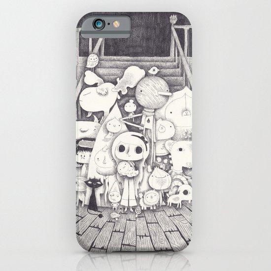 bienvenue à friville iPhone & iPod Case
