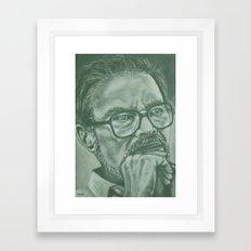MAURICE  FOREVER! Framed Art Print