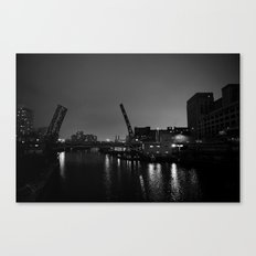 Arms Wide Open Canvas Print