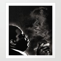 Dreams Art Print