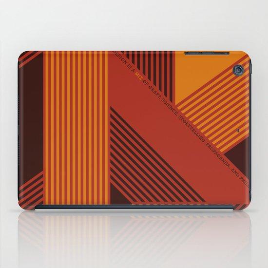 Design is a Mix iPad Case