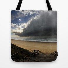 Storm Coming Tote Bag