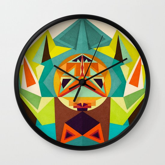 Seyonamara Wall Clock
