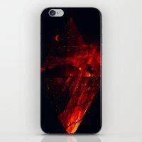The Firestarter iPhone & iPod Skin