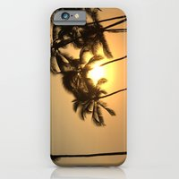 iPhone & iPod Case featuring Hawaiian Sunset by Soulmaytz
