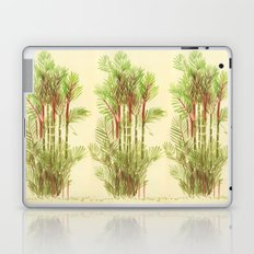 Palmier Rouge - Red Palmtree Laptop & iPad Skin